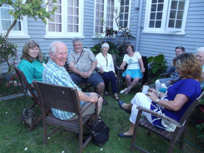 Theosophical Convention in Napier 2015