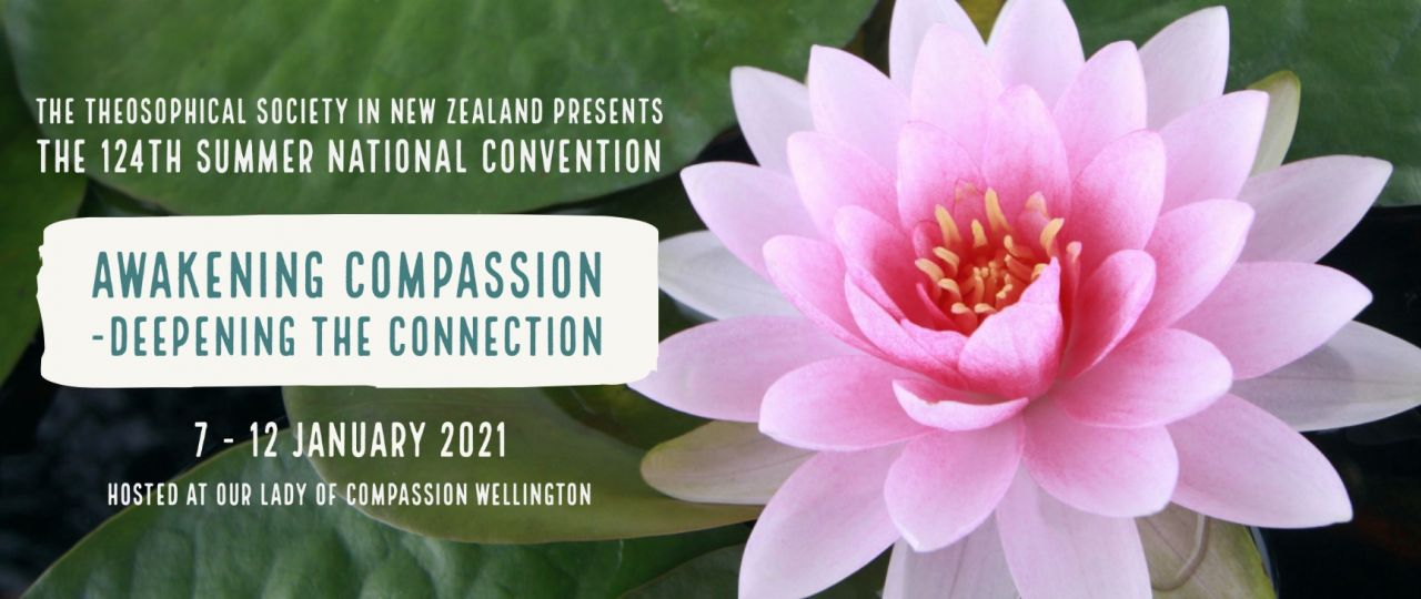 Theosophical Society New Zealand 2020 Convention