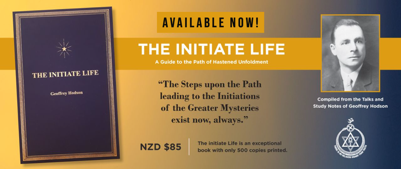 The Initiate Life