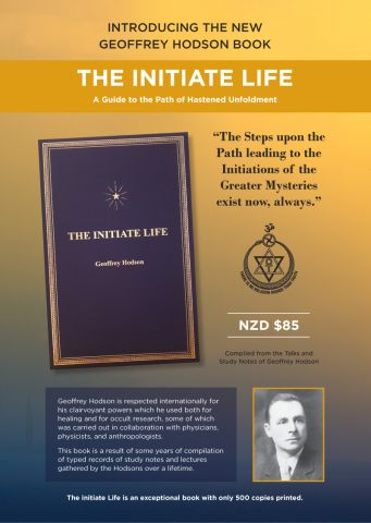 The Initiate Life by Geoffrey Hodson