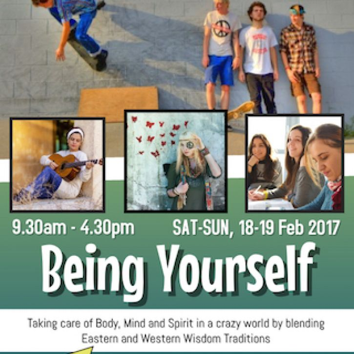 Being yourself youth event
