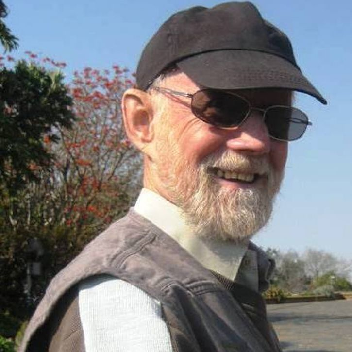 Tom Davis tours Theosophical Centres in New Zealand