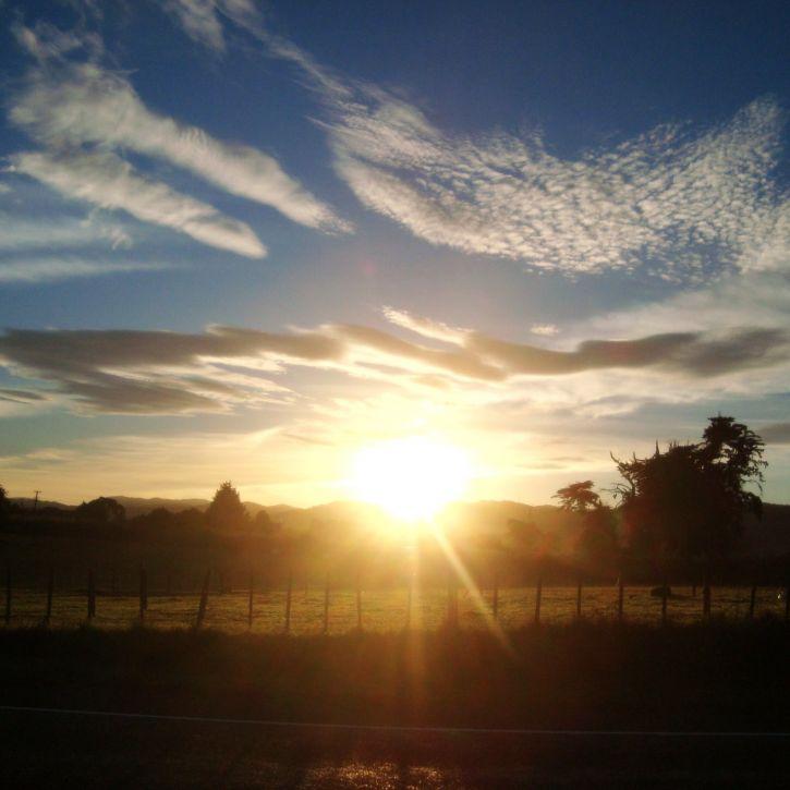 The Dawning of Self-Illumination